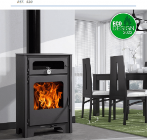 ESTUFA Serie Premium Mod. Firenze  ref. 520 Eco-Design