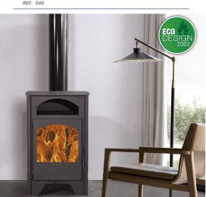 ESTUFA Serie Premium Mod. Toulouse  ref. 540 Eco-Design
